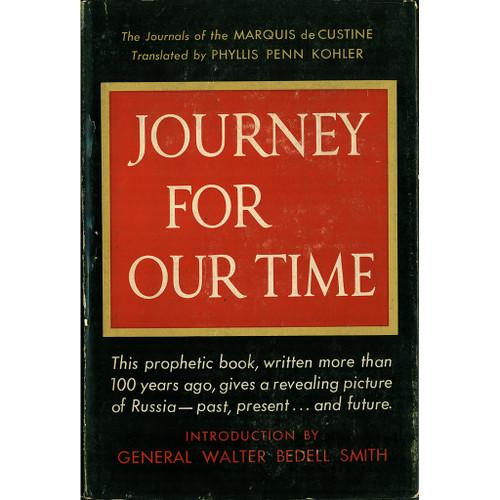 1839 Travel Journals of the Marquis de Custine