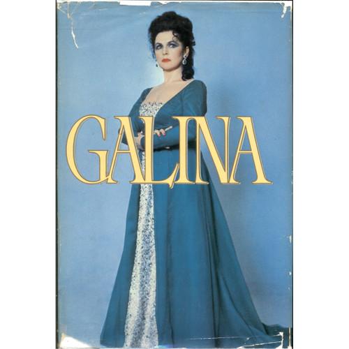 Galina: A Russian Story [Vishnevskaya biography]