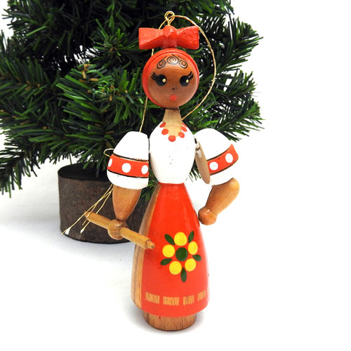 Cook Ornament