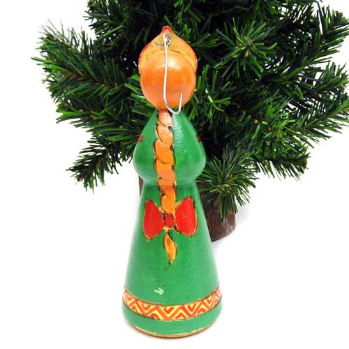 Tver Maiden Ornament