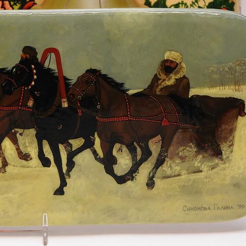 """""""Racing""""  Cabinet Art"""