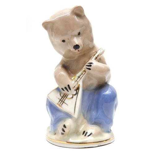 Mishka Bear with Balalaika [Gorodnitsky]