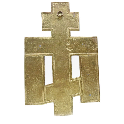 Cross with Crucifixion Group