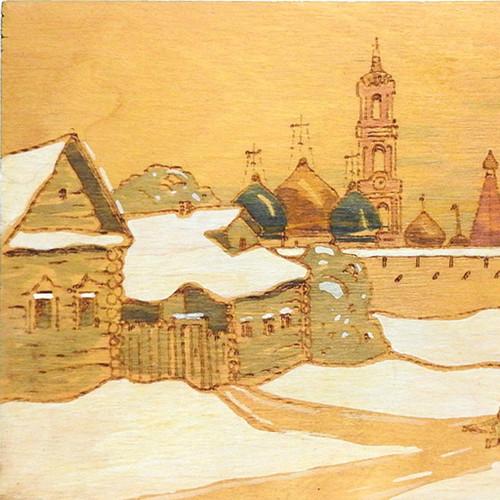 Trinity St. Sergius Lavra Wall Decor