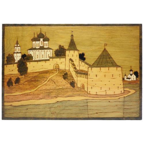 Pskov Kremlin Wall Decor