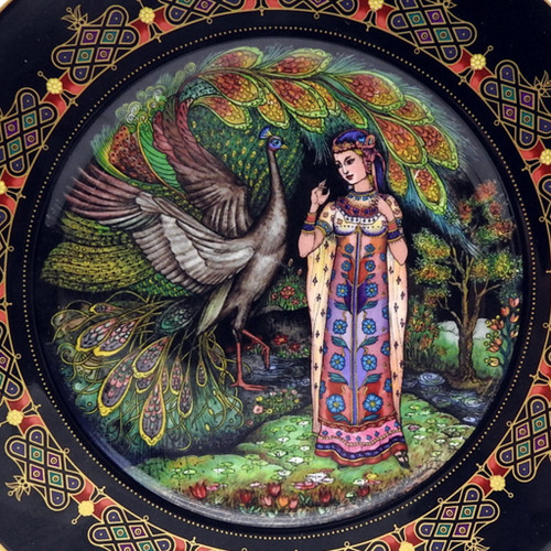 Ruslan and Ludmila Fairy Tales of Old Russia by Gero Trauth