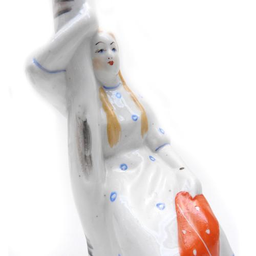 Girl by the Birch Tree [Bronnitskiy]
