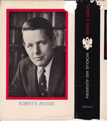 Back cover of 1st edition, 8th printing