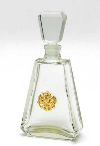 Russian Crystal Perfume Bottle