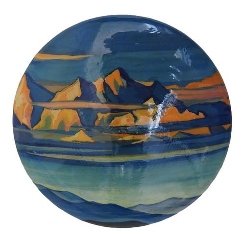 Nicholas Roerich *Himalaya Sunset