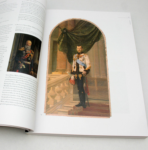 Large commissioned portraits of the Imperial Family