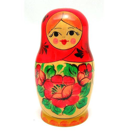 Vyatka 7piece Matryoshka Nesting Doll