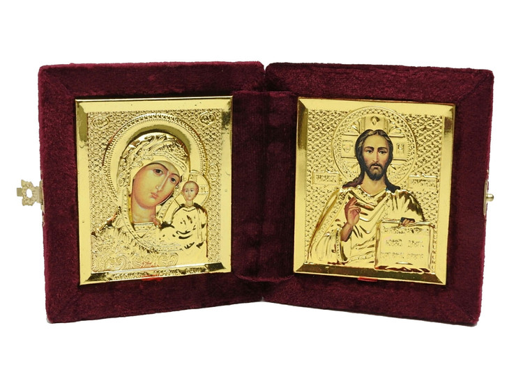 Diptych Icon Velvet Case S12