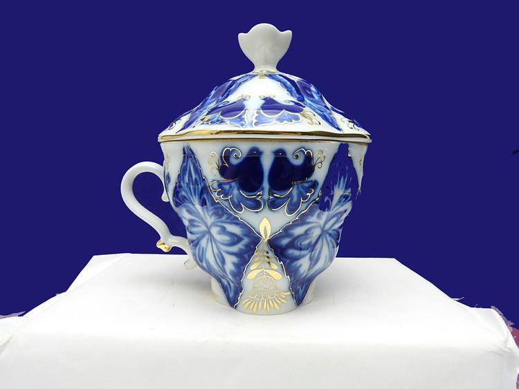 Love Birds (Любовь птицы) Fine Porcelain Tea Maker
