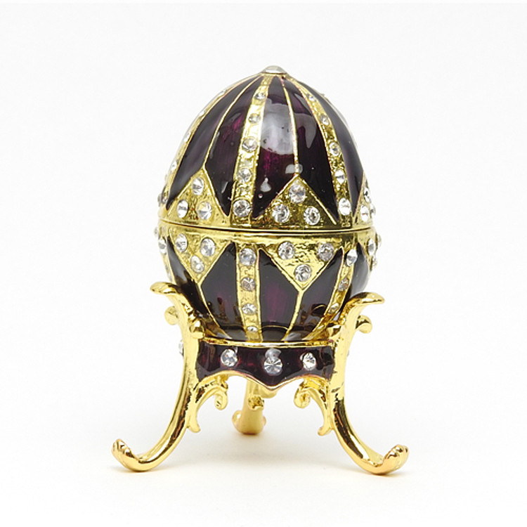 Mini Romanov Purple Egg Box