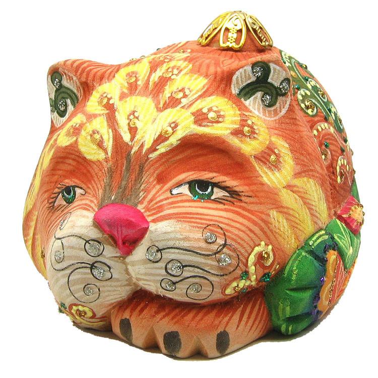 Kikin Small Cat Ornament