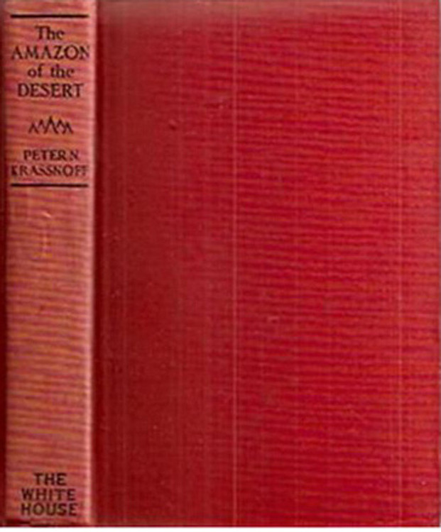 Amazon of the Desert General P.N. Krassnoff