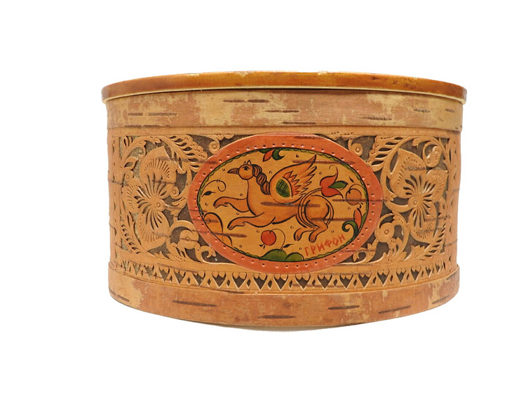 Vologda Birch Box