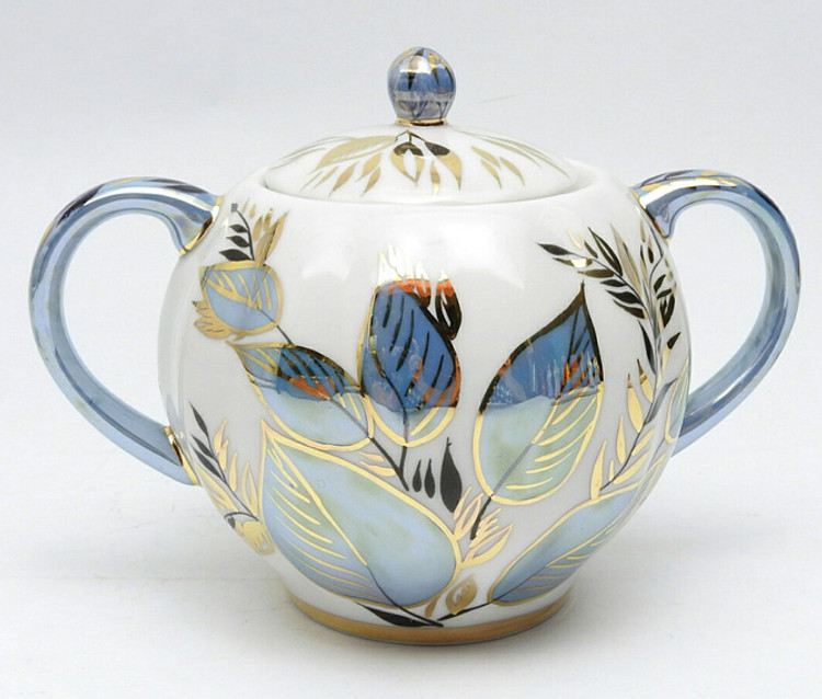 Moonlight Sugar Bowl with Lid SALE!