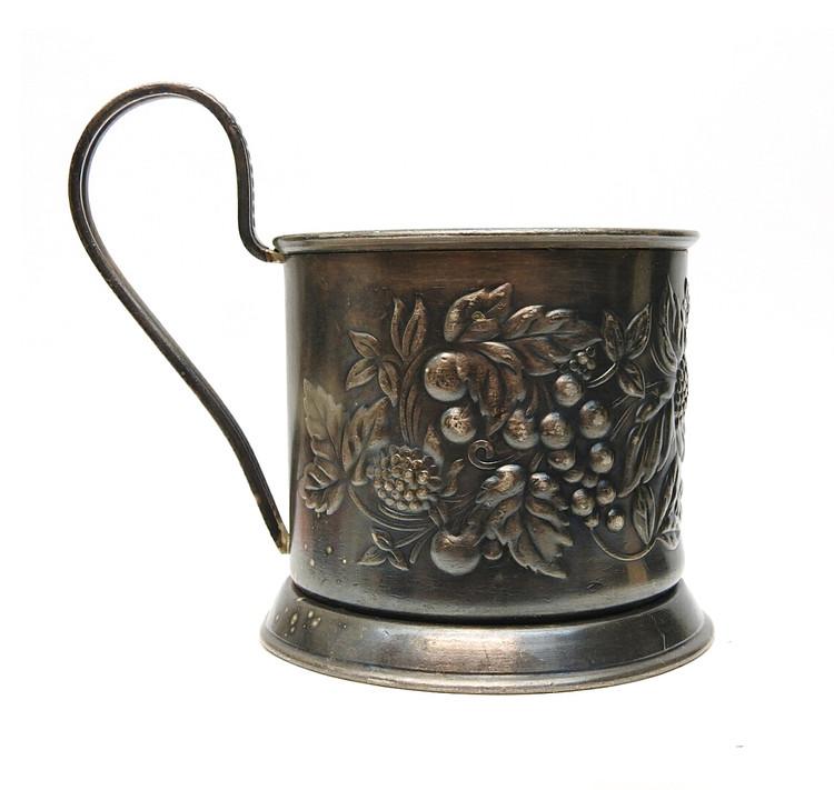"Vintage ""Assorti"" Tea Glass Holder"