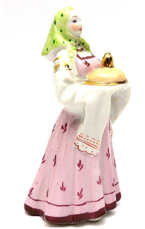 Bread & Salt Girl [Dulevo]