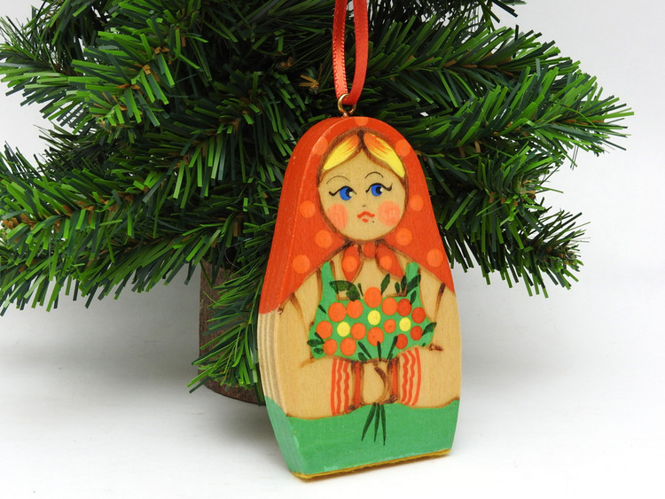 Sweetheart (Милашечка) Christmas Ornament