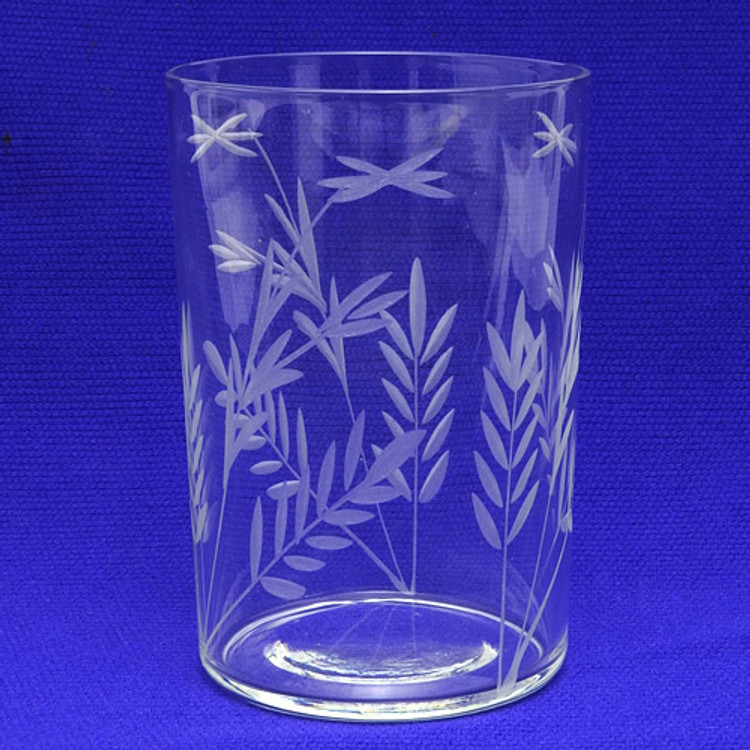 Vintage Tea Glass Insert