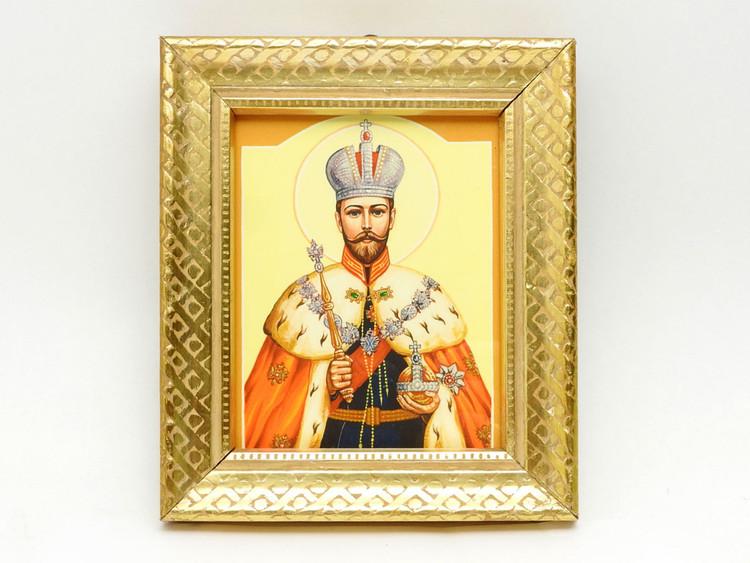 Holy Martyr Tsar Nicholas