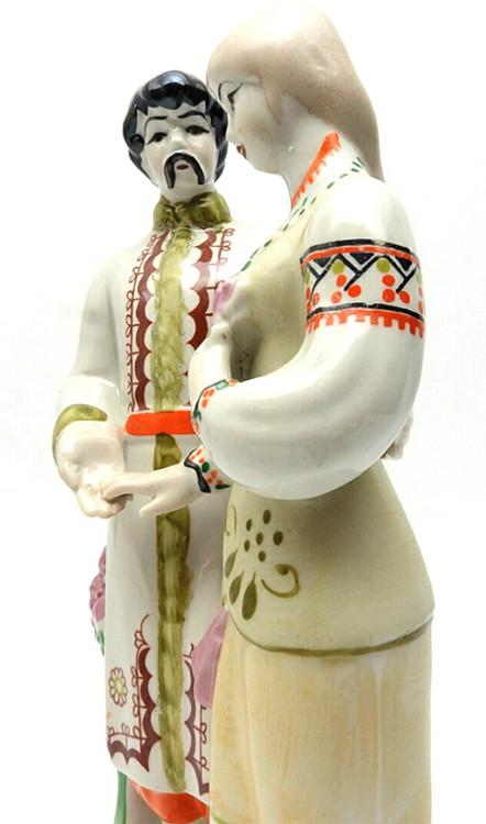 Ukrainian Couple [Polonnoe]