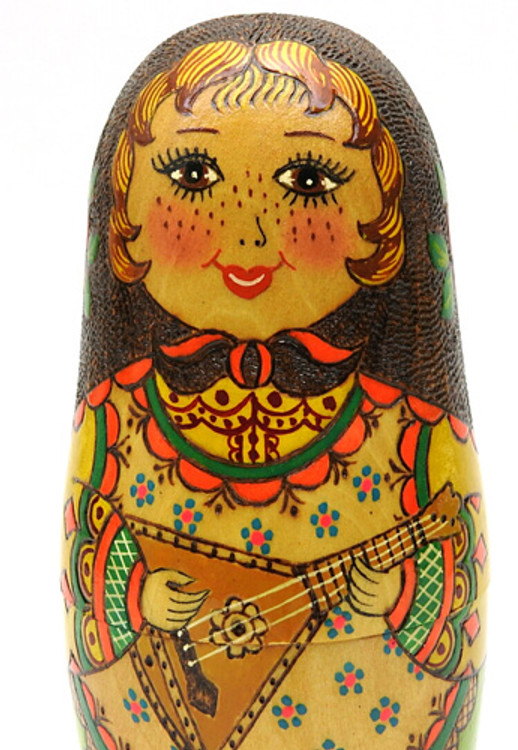 Musical Maidens Artistic Matryoshka