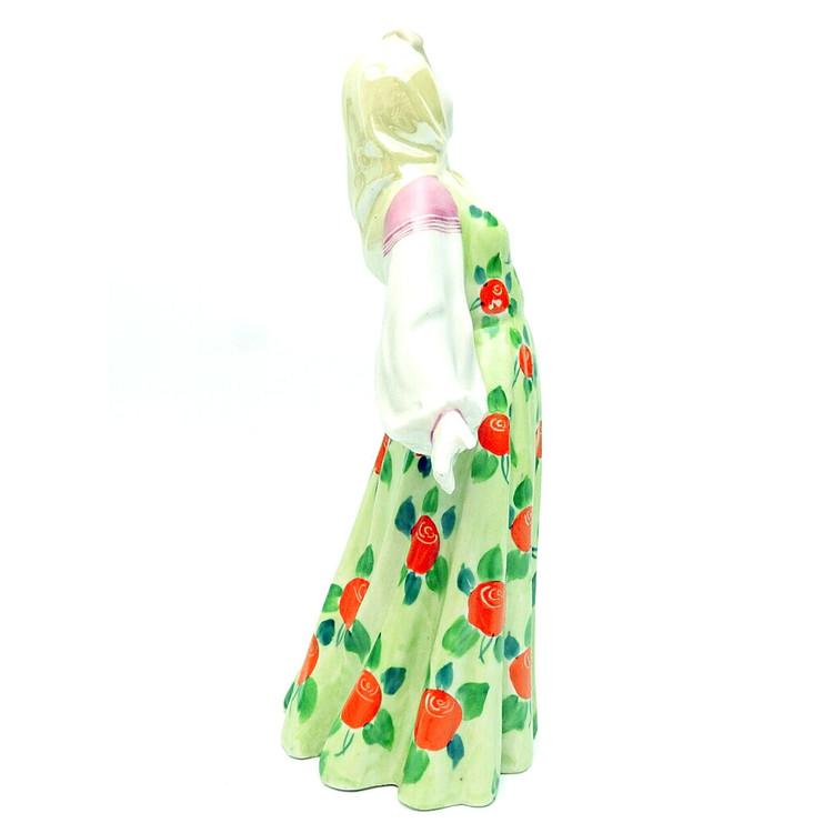 Dancer in Green (Плясунья в зеленом) Dulevo 1955