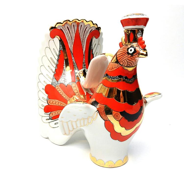 Firebird Decanter  LOMONOSOV