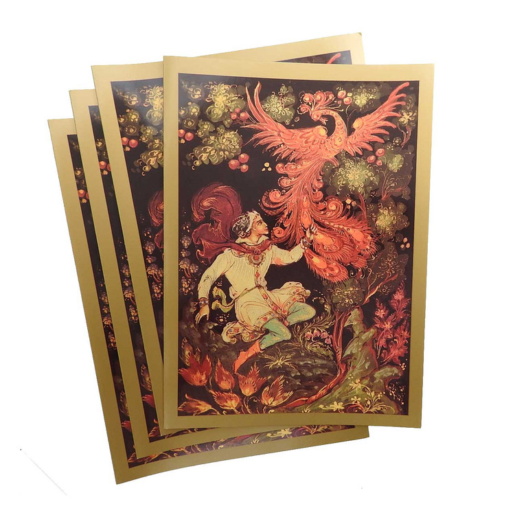 The Firebird Note Cards