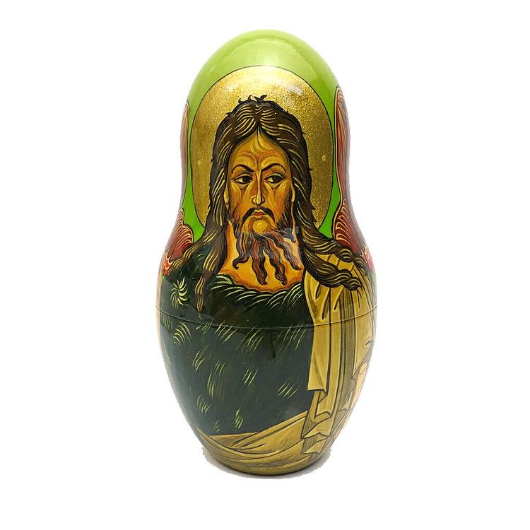 Russian Orthodox Icons (Русские православные иконы) Matryoshka Second Doll