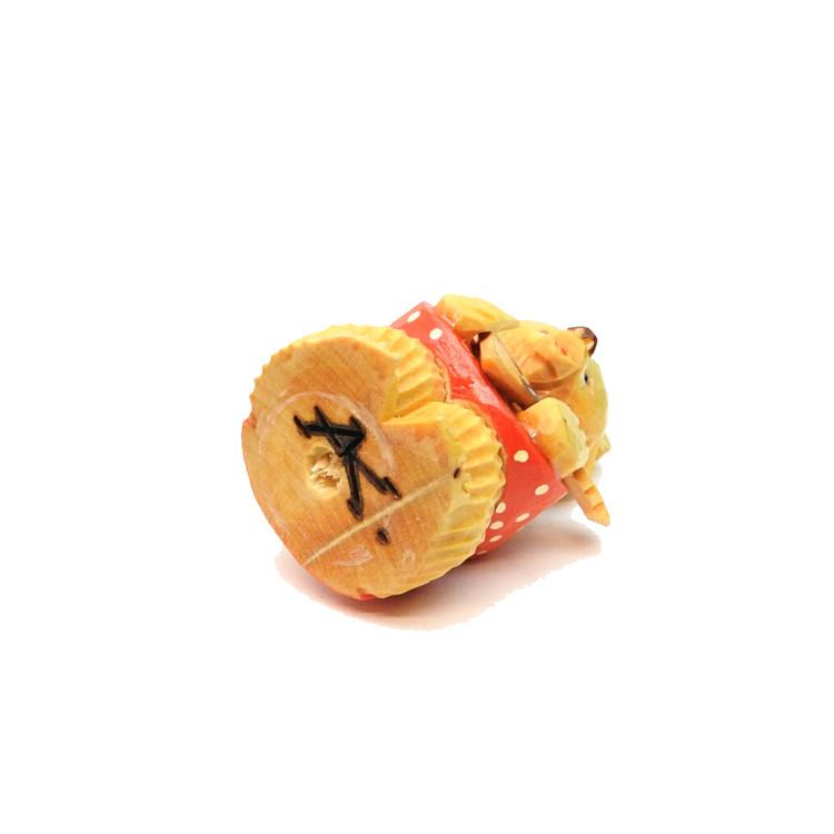 Bear with Balalaika Ornament