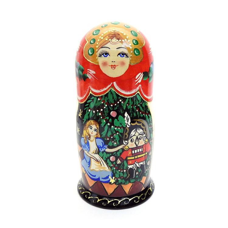 Nutcracker Matryoshka Doll