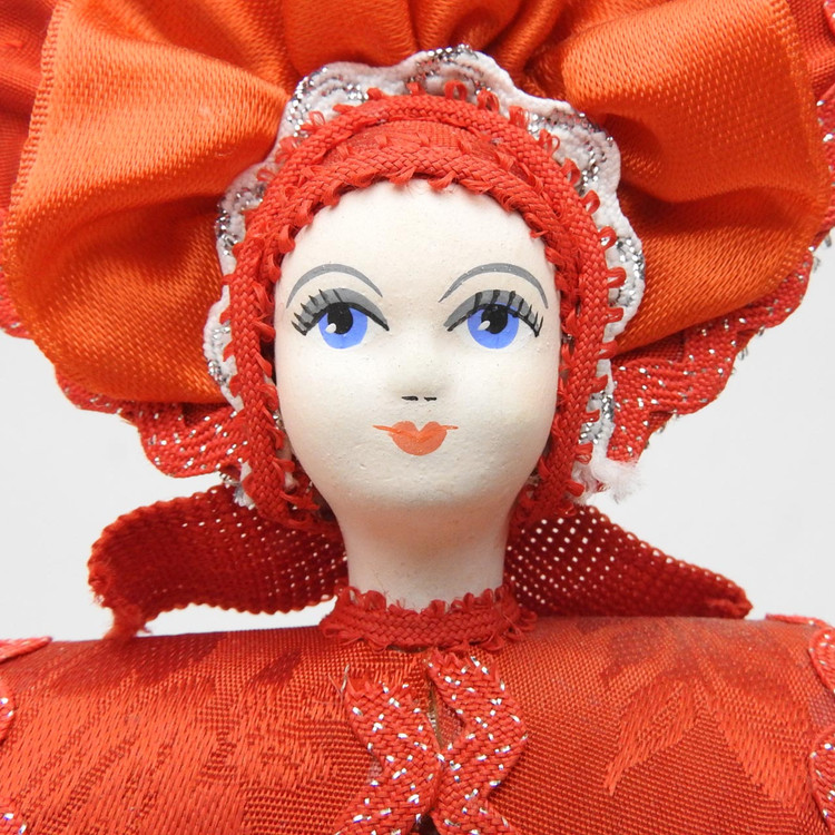 Russian Holiday Costume Doll