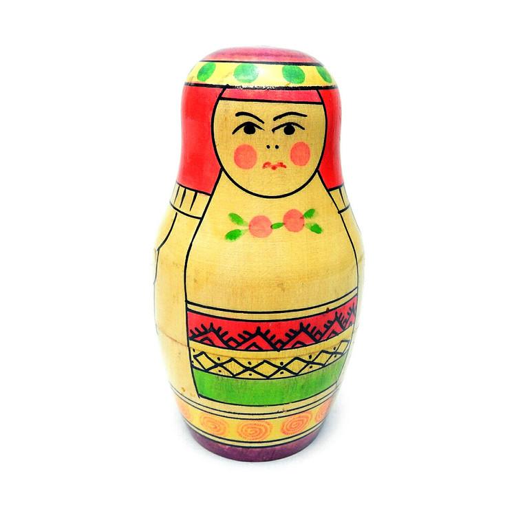Mordva (Мордовия) Matryoshka Doll