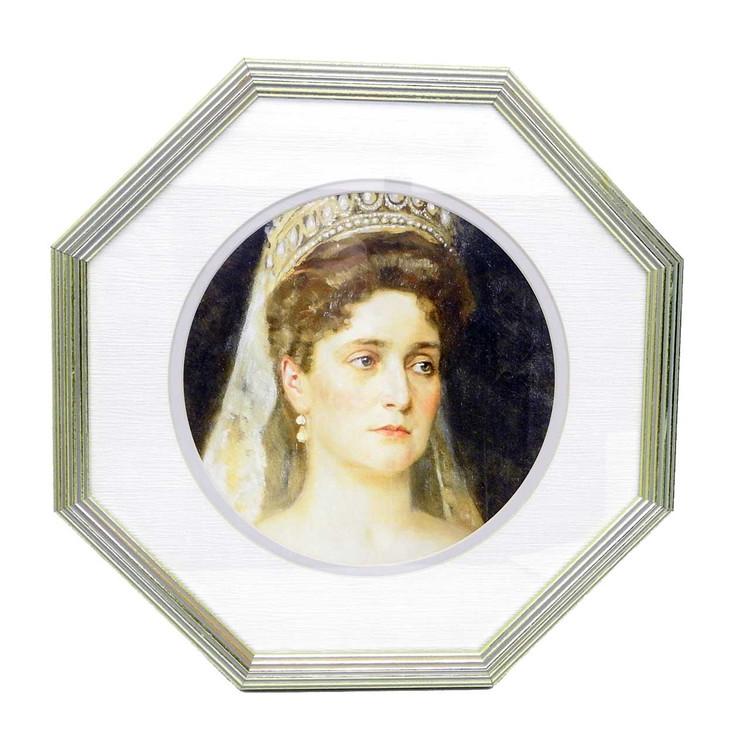 Tsarina Alexandra Mauve Room