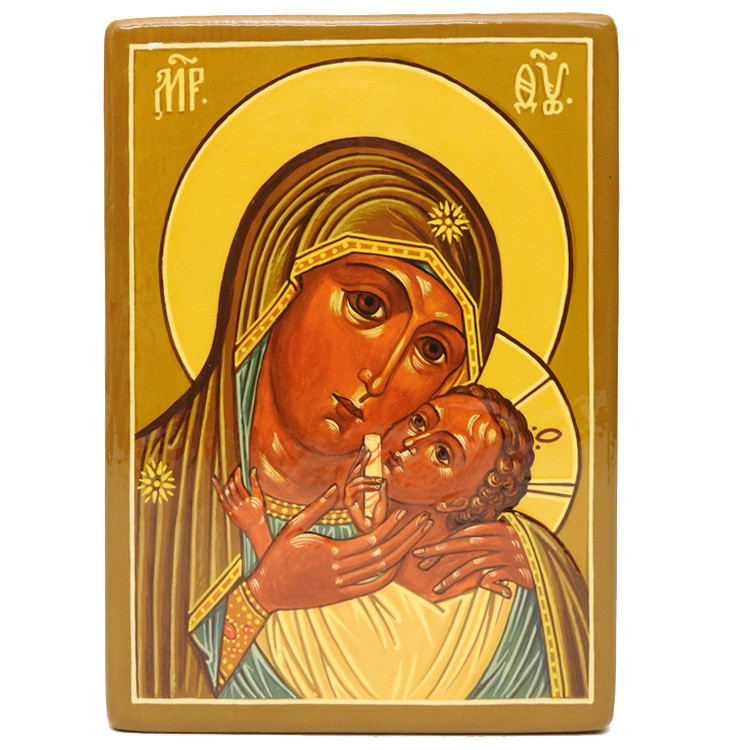 Kurson Mother  and Child  Icon
