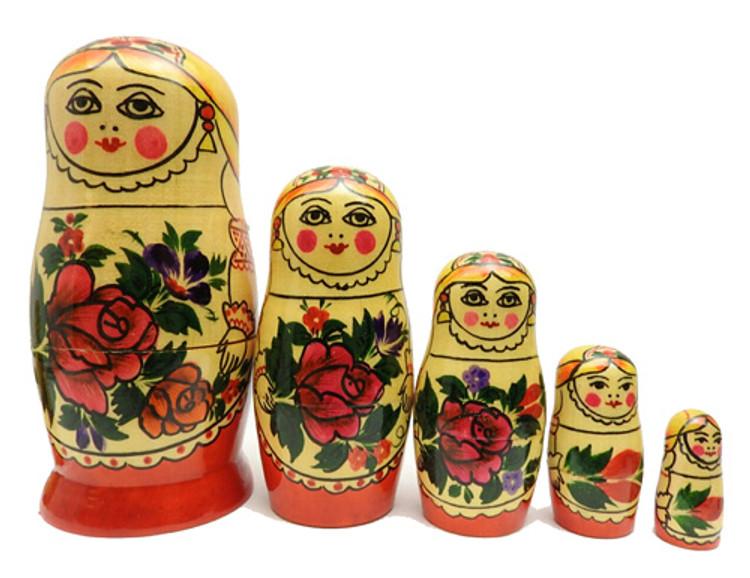 Sudarushka (Сударушка) Matryoshka