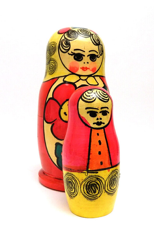 Polkhovsky Maidan Matryoshka  2pc