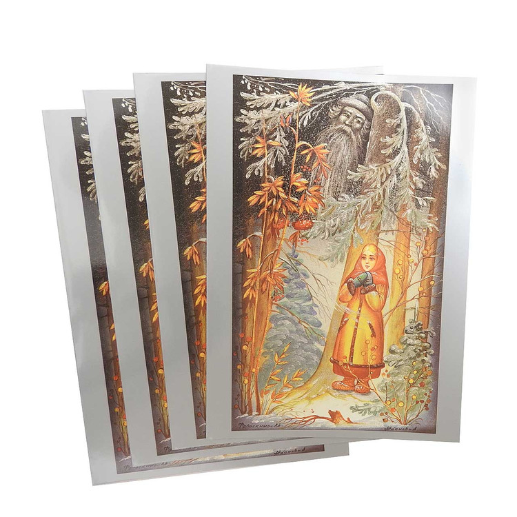 Russian Lacquer Note Cards