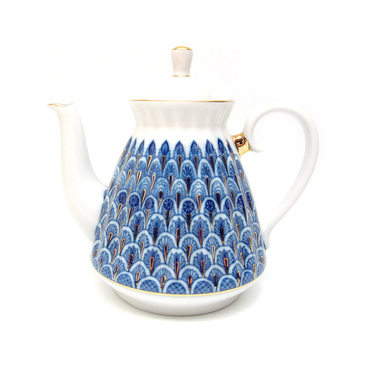 Forget-me-not Teapot