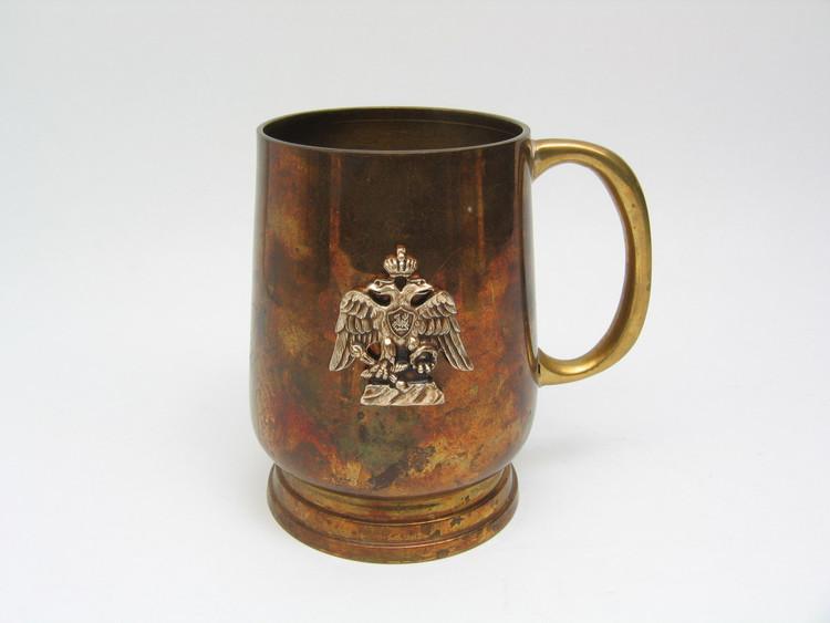 Peter the Great Decorative Beer Mug