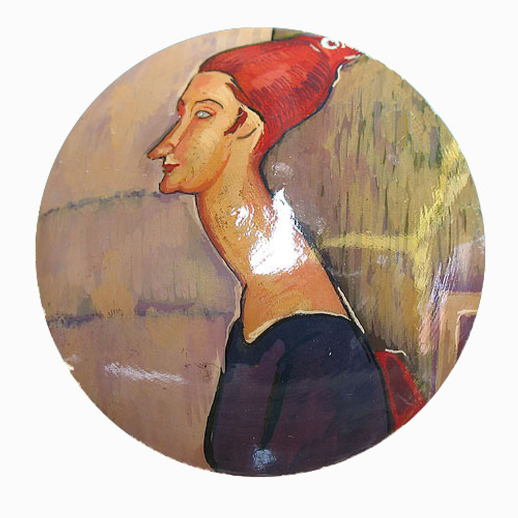 Amedeo Modigliani *Jeanne