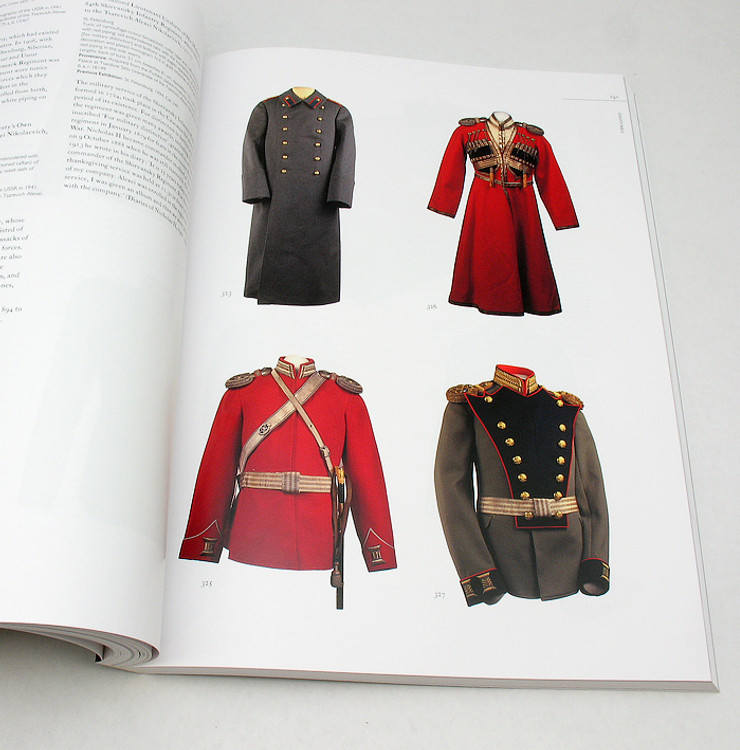 Regiment uniforms of the Russian Imperial armies