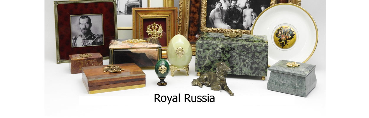 Royal Russia at Maison Russe