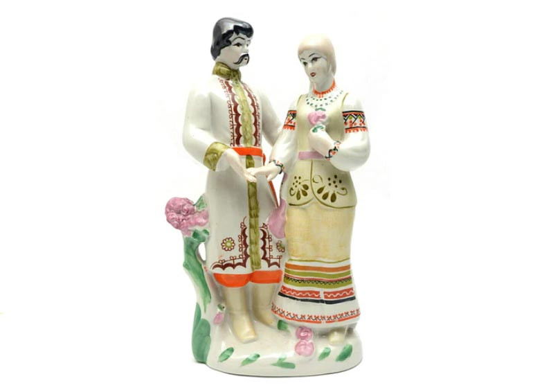 Polonne and Kiev: Ceramics Factories in Ukraine