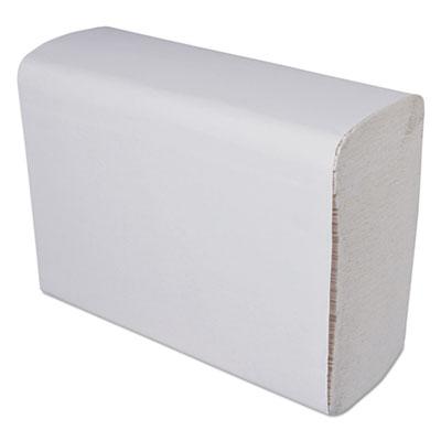 GEN White Multi-Fold Paper Towels GENMF4000W 4008 Towels White